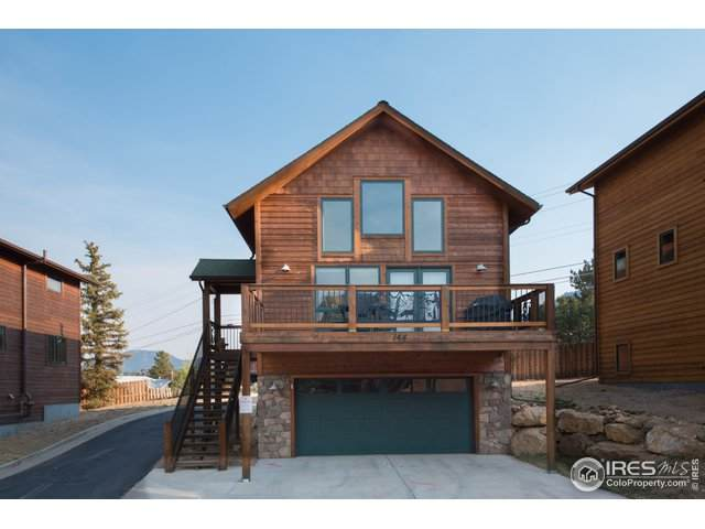 144 Willowstone Dr, Estes Park, CO 80517 (MLS #926101) :: Tracy's Team