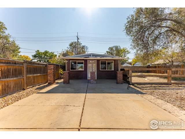 3500 W Ada Pl, Denver, CO 80219 (MLS #926113) :: Kittle Real Estate
