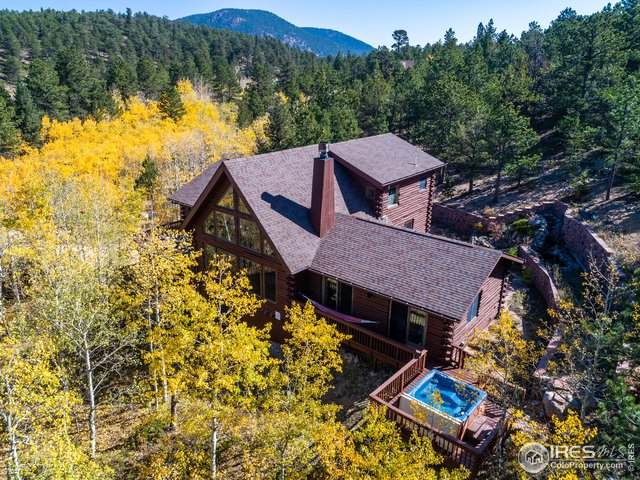 16716 Highway 7, Lyons, CO 80540 (MLS #926114) :: Tracy's Team