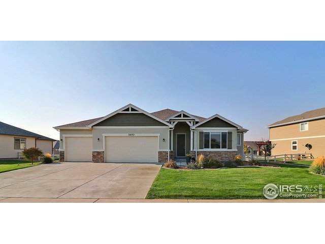 1650 Colorado Pkwy, Eaton, CO 80615 (MLS #926120) :: Downtown Real Estate Partners