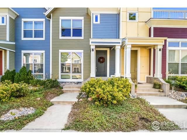802 Heschel St B, Fort Collins, CO 80524 (#926121) :: My Home Team
