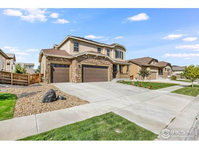 10831 Unity Pkwy, Commerce City, CO 80022 (MLS #926142) :: Downtown Real Estate Partners