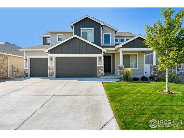 630 Vermilion Peak Dr, Windsor, CO 80550 (MLS #926145) :: HomeSmart Realty Group