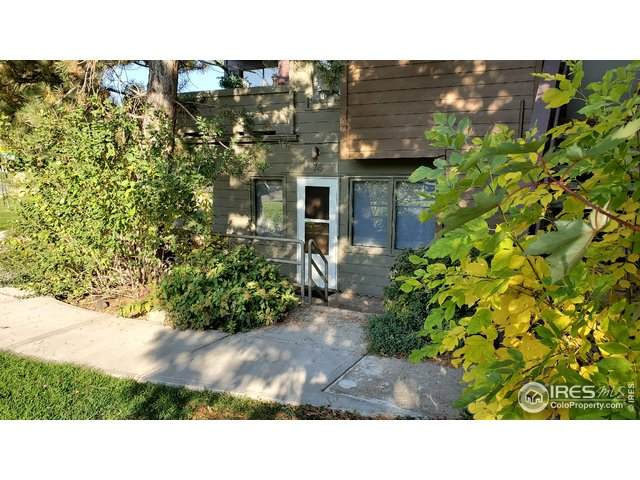 3795 Birchwood Dr #75, Boulder, CO 80304 (MLS #926148) :: HomeSmart Realty Group