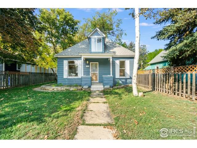 739 N Washington Ave, Loveland, CO 80537 (MLS #926153) :: Downtown Real Estate Partners