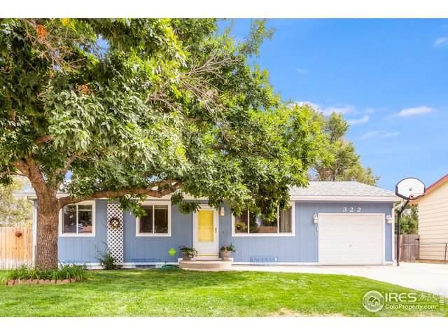 322 Stockton St, Gilcrest, CO 80623 (MLS #926154) :: 8z Real Estate