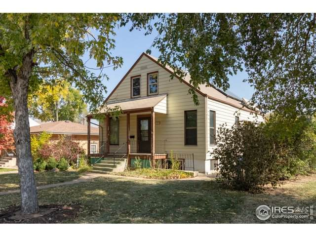1310 16th Ave, Greeley, CO 80631 (MLS #926162) :: 8z Real Estate