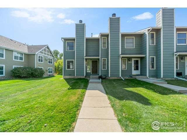 329 Butch Cassidy Dr, Fort Collins, CO 80524 (MLS #926165) :: HomeSmart Realty Group