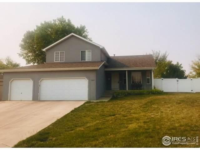 3303 Conestoga Ct, Evans, CO 80620 (MLS #926185) :: 8z Real Estate