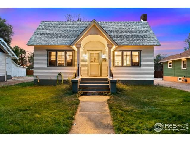 1427 12th St, Greeley, CO 80631 (MLS #926190) :: Downtown Real Estate Partners