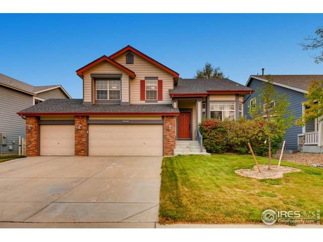 10266 Dusk St, Firestone, CO 80504 (MLS #926208) :: Wheelhouse Realty