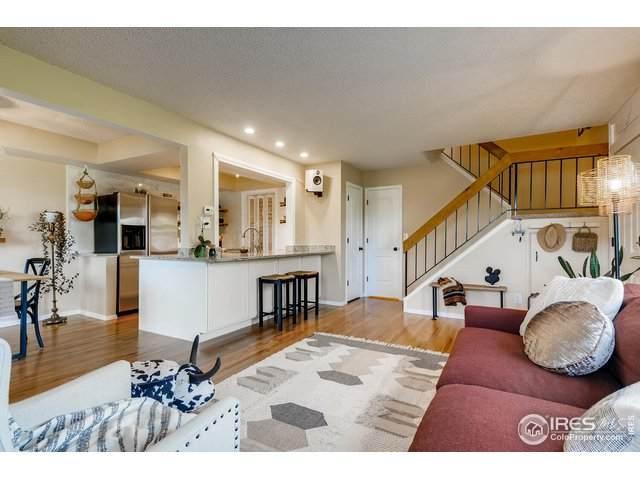 4289 Monroe Dr C, Boulder, CO 80303 (MLS #926226) :: Downtown Real Estate Partners