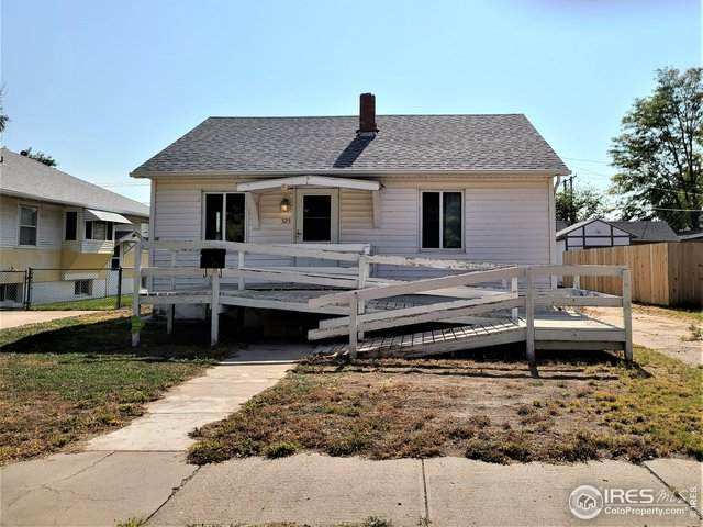 323 State St, Sterling, CO 80751 (MLS #926236) :: Downtown Real Estate Partners