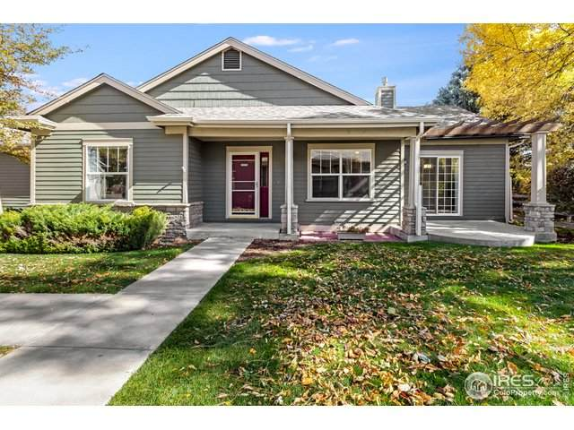 4021 Yellowstone Cir #8, Fort Collins, CO 80525 (#926244) :: Kimberly Austin Properties