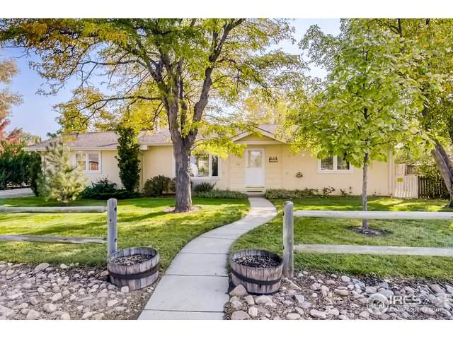 700 Fordham St, Longmont, CO 80503 (MLS #926246) :: Downtown Real Estate Partners