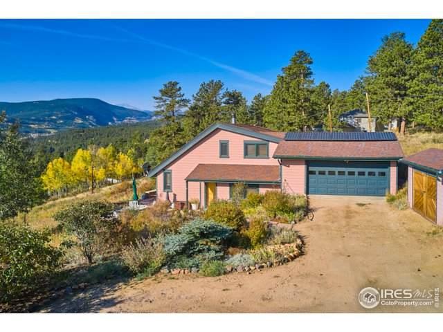 77 Navajo Trl, Nederland, CO 80466 (MLS #926268) :: 8z Real Estate