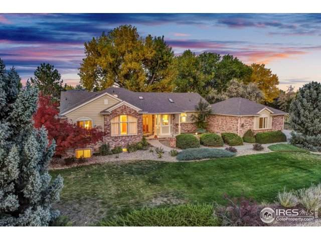 7602 Crestview Dr, Niwot, CO 80504 (MLS #926287) :: 8z Real Estate
