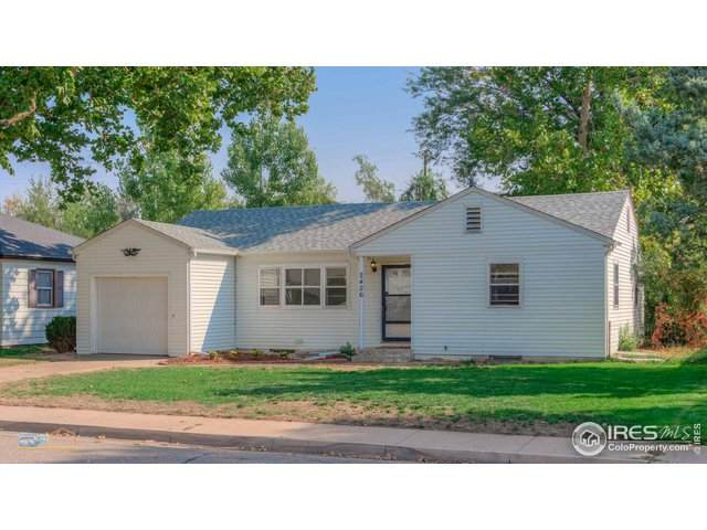 2426 14th Ave, Greeley, CO 80631 (MLS #926298) :: 8z Real Estate