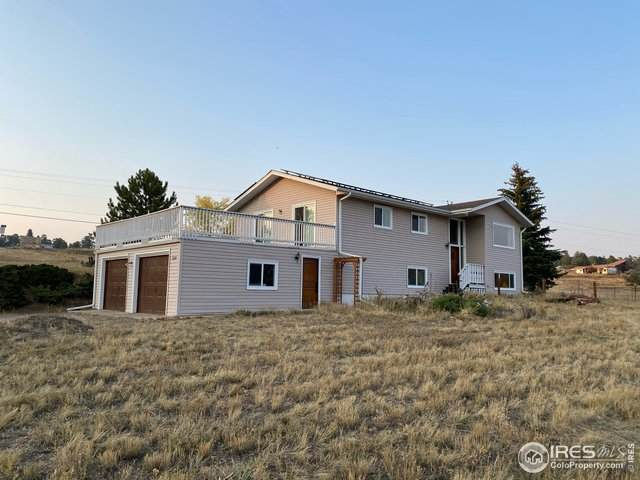 4470 Parmalee Gulch Rd, Indian Hills, CO 80454 (MLS #926308) :: Wheelhouse Realty