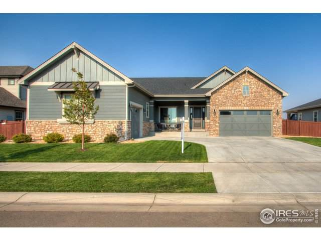 5742 Riverbluff Dr, Timnath, CO 80547 (MLS #926313) :: J2 Real Estate Group at Remax Alliance