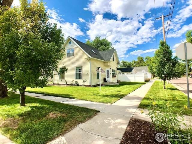 204 Park St, Sterling, CO 80751 (MLS #926339) :: 8z Real Estate