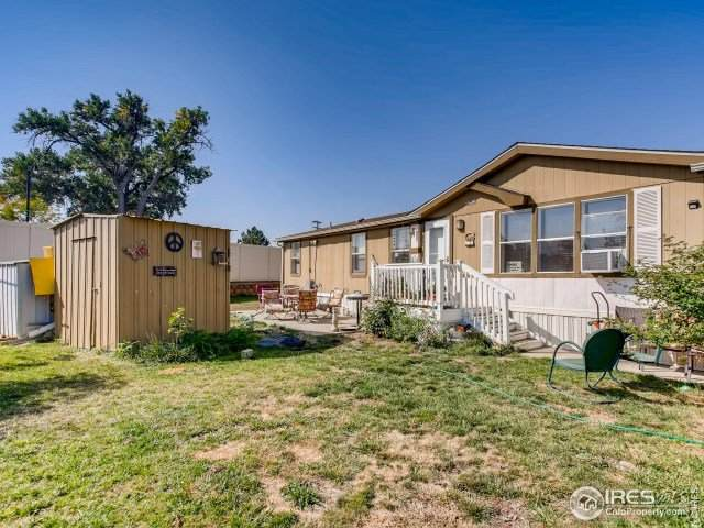 3500 35th Ave #153, Greeley, CO 80634 (MLS #926356) :: HomeSmart Realty Group