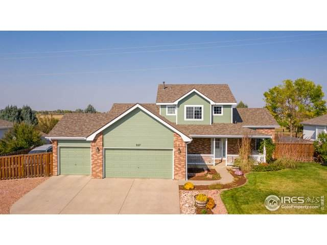 927 Wisteria Dr, Loveland, CO 80538 (MLS #926357) :: 8z Real Estate
