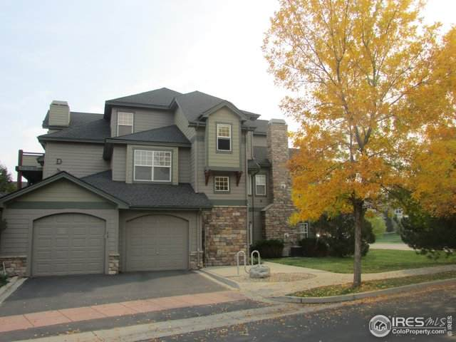5220 Boardwalk Dr #11, Fort Collins, CO 80525 (MLS #926360) :: Wheelhouse Realty