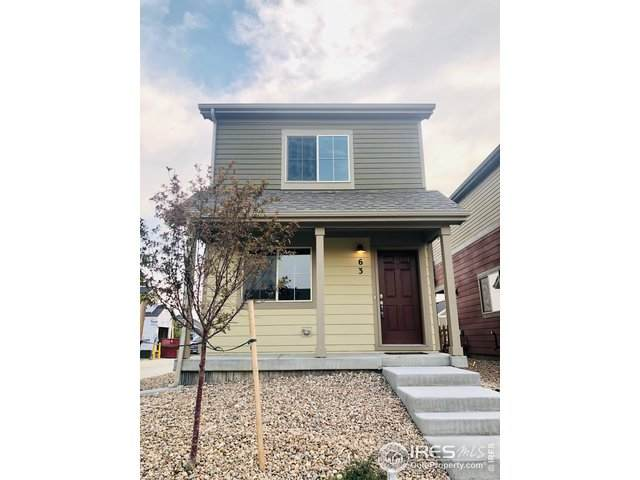 63 Quail Rd, Longmont, CO 80501 (MLS #926365) :: HomeSmart Realty Group