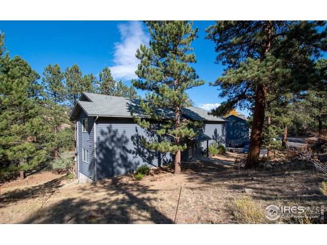 160 Riverside Dr B6, Estes Park, CO 80517 (#926367) :: The Brokerage Group