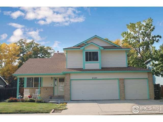 2325 Sherri Mar St, Longmont, CO 80501 (MLS #926370) :: Downtown Real Estate Partners