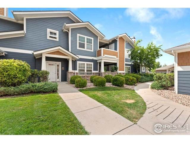 2109 Owens Ave #102, Fort Collins, CO 80528 (MLS #926376) :: Keller Williams Realty