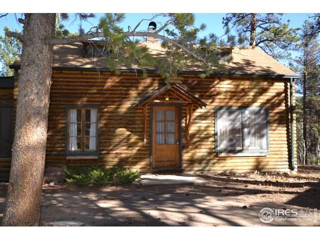 115 Fisk Fenner Rd, Allenspark, CO 80510 (MLS #926417) :: Hub Real Estate