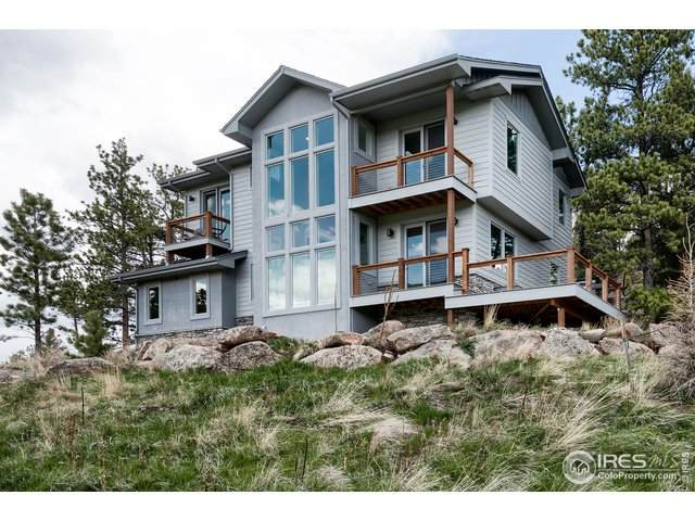 285 Fox Acres Drive Est, Red Feather Lakes, CO 80545 (MLS #926438) :: Kittle Real Estate
