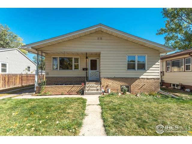 322 Pearl St, Fort Collins, CO 80521 (MLS #926447) :: 8z Real Estate