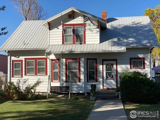 501 Euclid St, Fort Morgan, CO 80701 (MLS #926450) :: J2 Real Estate Group at Remax Alliance