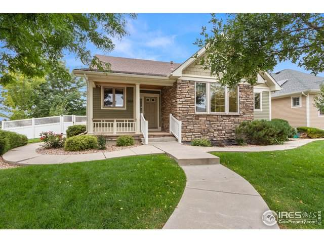 1503 Moonlight Dr, Longmont, CO 80504 (MLS #926453) :: J2 Real Estate Group at Remax Alliance