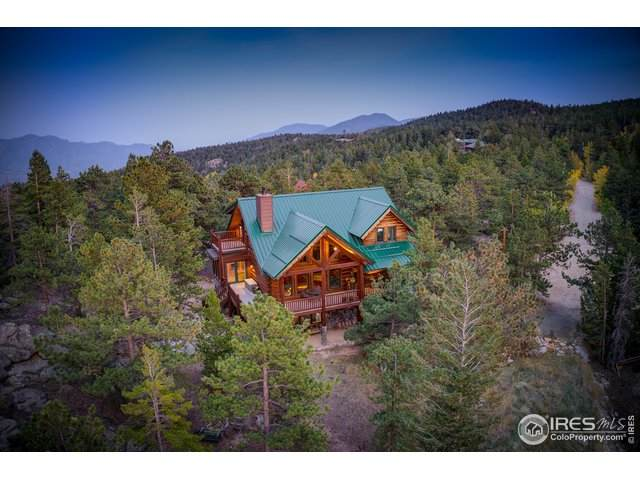126 Ramona Rd, Golden, CO 80403 (MLS #926457) :: Downtown Real Estate Partners