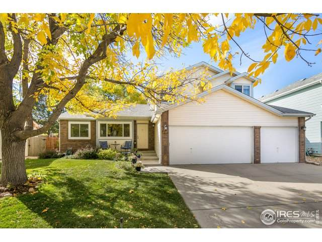 2417 Frontier St, Longmont, CO 80501 (MLS #926468) :: Downtown Real Estate Partners