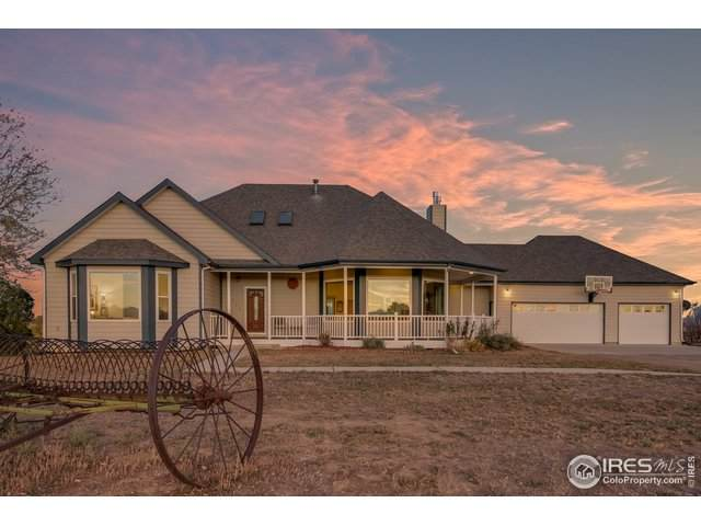 17548 County Road 13, Platteville, CO 80651 (MLS #926471) :: June's Team