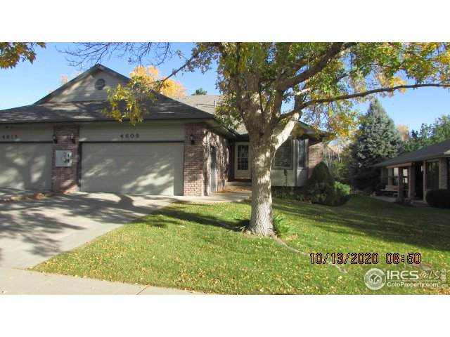 4609 W 23rd St, Greeley, CO 80634 (MLS #926472) :: J2 Real Estate Group at Remax Alliance