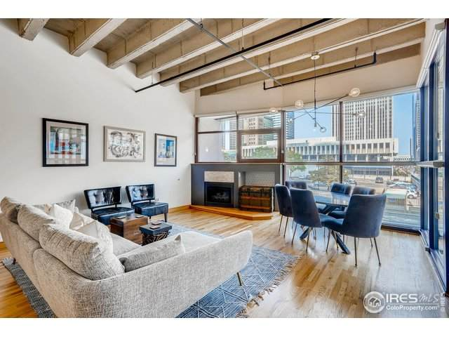 1020 15th St #204, Denver, CO 80202 (MLS #926473) :: RE/MAX Alliance