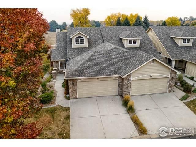 3500 Swanstone Dr #26, Fort Collins, CO 80525 (MLS #926481) :: 8z Real Estate