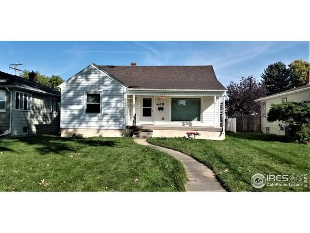 428 Elwood St, Sterling, CO 80751 (MLS #926485) :: Downtown Real Estate Partners