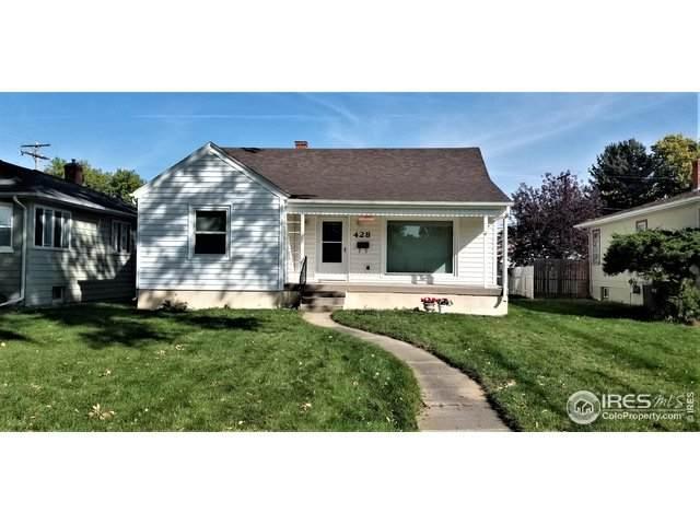 428 Elwood St, Sterling, CO 80751 (MLS #926485) :: 8z Real Estate