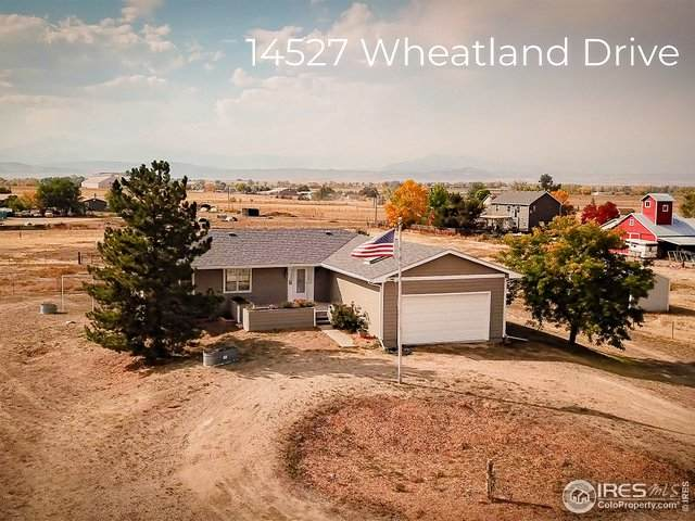 14527 Wheatland Dr, Longmont, CO 80504 (MLS #926497) :: Jenn Porter Group