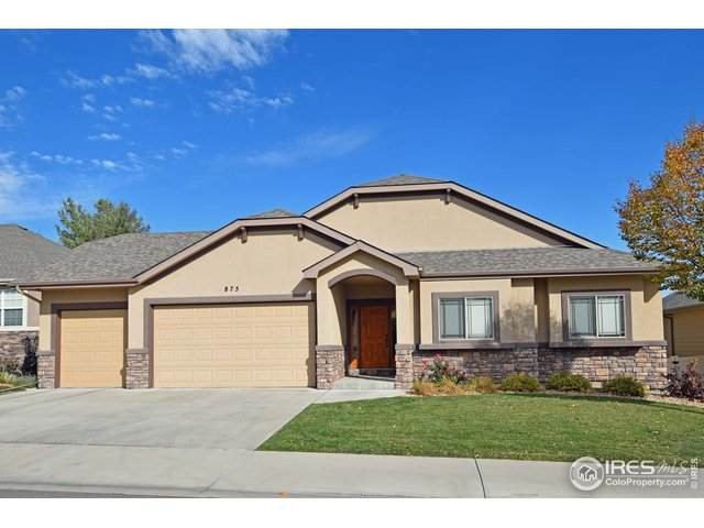 875 Norway Maple Dr, Loveland, CO 80538 (MLS #926506) :: J2 Real Estate Group at Remax Alliance