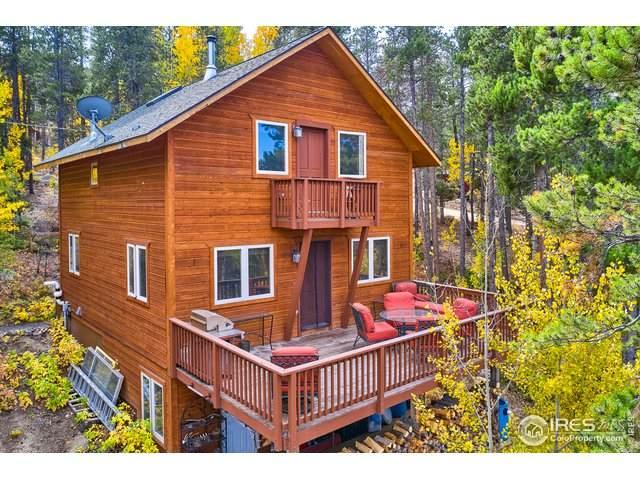 92 Black Bear Trl, Golden, CO 80403 (MLS #926507) :: Downtown Real Estate Partners