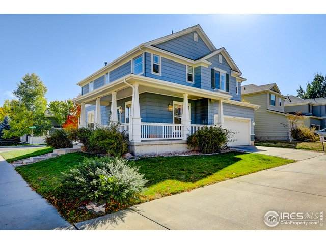 3805 Florentine Dr, Longmont, CO 80503 (#926511) :: James Crocker Team