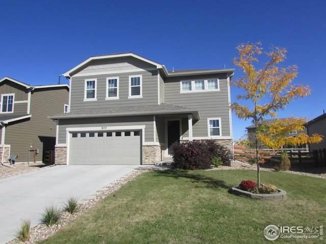 377 Chipman Dr, Windsor, CO 80550 (MLS #926514) :: 8z Real Estate